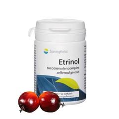 Springfield Etrinol tocotrienolen complex 50 mg (60 softgels)