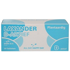 Alldayhappyday Laxander d-aktief (30 tabletten)