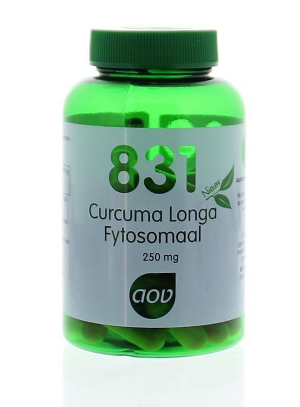AOV 831 Curcuma longa fytosomaal (60 vcaps)