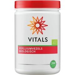 Vitals Psylliumvezels biologisch (200 gram)