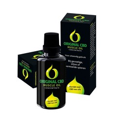 Spierolie CBD original (30 ml)