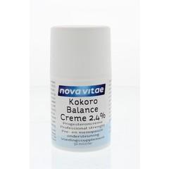Nova Vitae Kokoro progest balans cream 2.4% (50 ml)