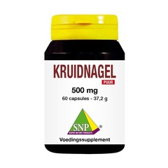 SNP Kruidnagel 500 mg puur (60 capsules)