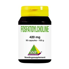 SNP Fosfatidylcholine 420 mg (90 capsules)