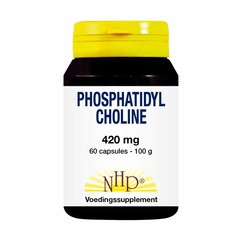 NHP Phosphatidyl choline 420 mg (60 capsules)