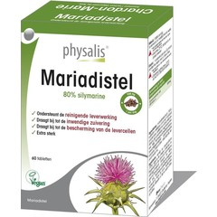 Physalis Mariadistel (60 tabletten)