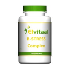 Elvitaal B-Stress complex (180 tabletten)