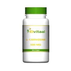 Elvitaal L-Carnosine 500 mg (90 vcaps)
