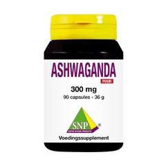 SNP Ashwagandha 300 mg puur (90 capsules)