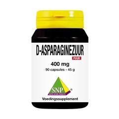SNP D-Asparaginezuur 400 mg puur (90 capsules)