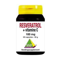 SNP Resveratrol + Vitamine C 100 mg (60 capsules)