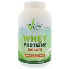 Vitiv Whey proteine isolaat (1 kilogram)