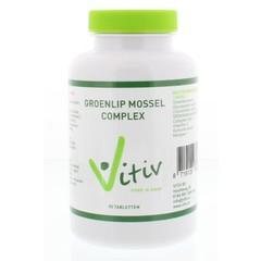 Vitiv Groenlipmossel complex (90 tabletten)