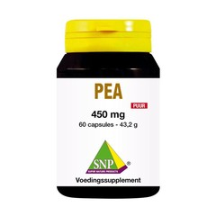 SNP PEA 450 mg puur (60 capsules)