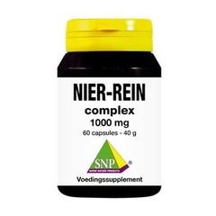 SNP Nier rein complex (60 capsules)