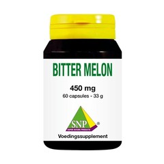SNP Bitter melon (60 capsules)