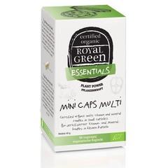 Royal Green Mini caps multi (90 vcaps)