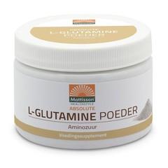 Mattisson L-Glutamine poeder (250 gram)
