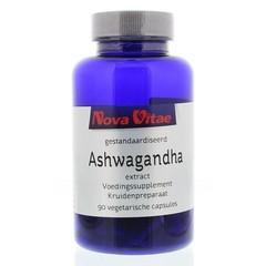 Nova Vitae Ashwagandha extract (90 vcaps)