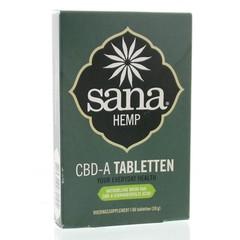 Sana Hemp Juice CBD A tablet (60 stuks)