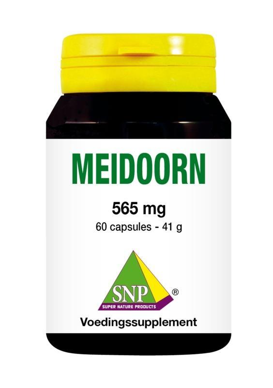 SNP SNP Meidoorn 565 mg (60 capsules)