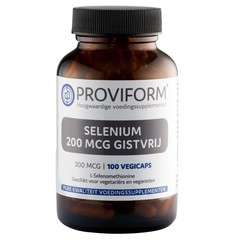Proviform Selenium 200 mcg gistvrij (100 vcaps)