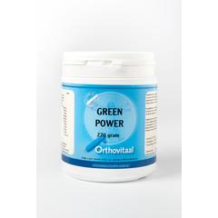 Orthovitaal Green power (270 gram)