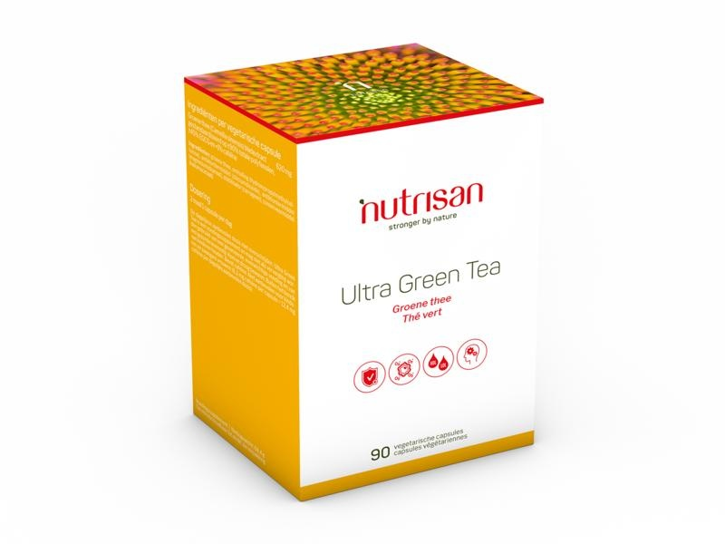 Nutrisan Ultra green tea 620mg (90 capsules)