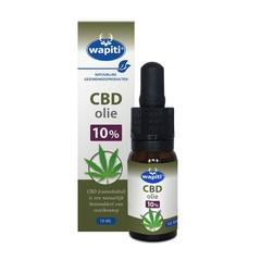 Wapiti CBD Olie 10% (10 ml)