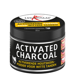 Lucovitaal Activated charcoal (50 gram)