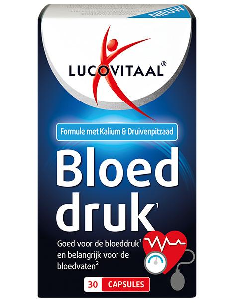 Lucovitaal Bloeddruk capsules (30 capsules)