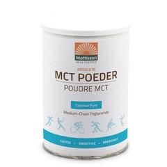 Mattisson MCT Poeder coconut pure (350 gram)