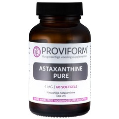 Proviform Astaxanthine pure (60 softgels)