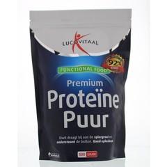 Lucovitaal Functional food premium proteine (500 gram)
