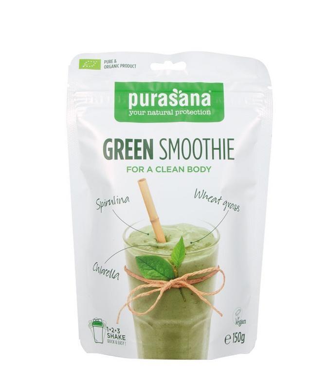 Purasana Green smoothie (150 gram)