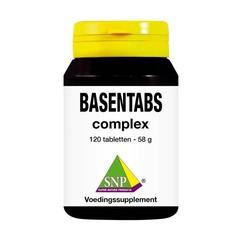 SNP Basentabs complex (120 tabletten)