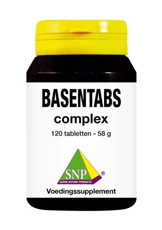 SNP SNP Basentabs complex (120 tabletten)