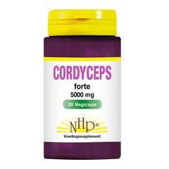 NHP Cordyceps forte 5000 mg (30 vcaps)