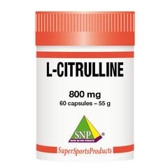 SNP L-Cutrilline 800 mg (60 capsules)