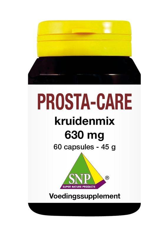 SNP SNP Prosta-care kruidenmix (60 capsules)