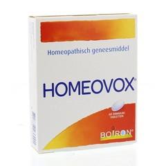 Boiron Homeovox (60 tabletten)