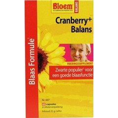 Bloem Cranberry+ balans (60 capsules)