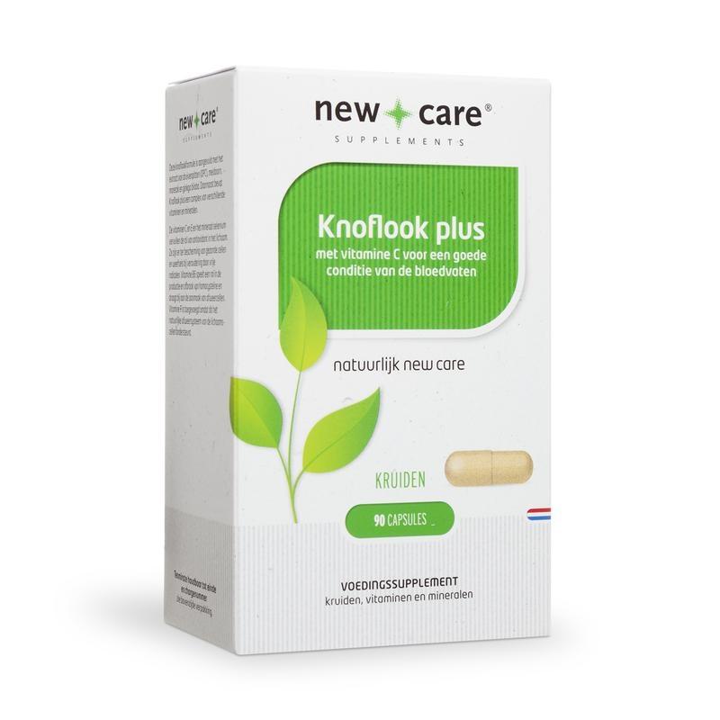 Knoflook plus (90 capsules)