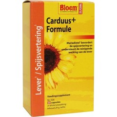 Bloem Carduus+ formule (60 capsules)
