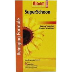 Bloem Super schoon reinigingskuur (15 capsules)