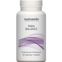 Nutramin Para balance (60 capsules)