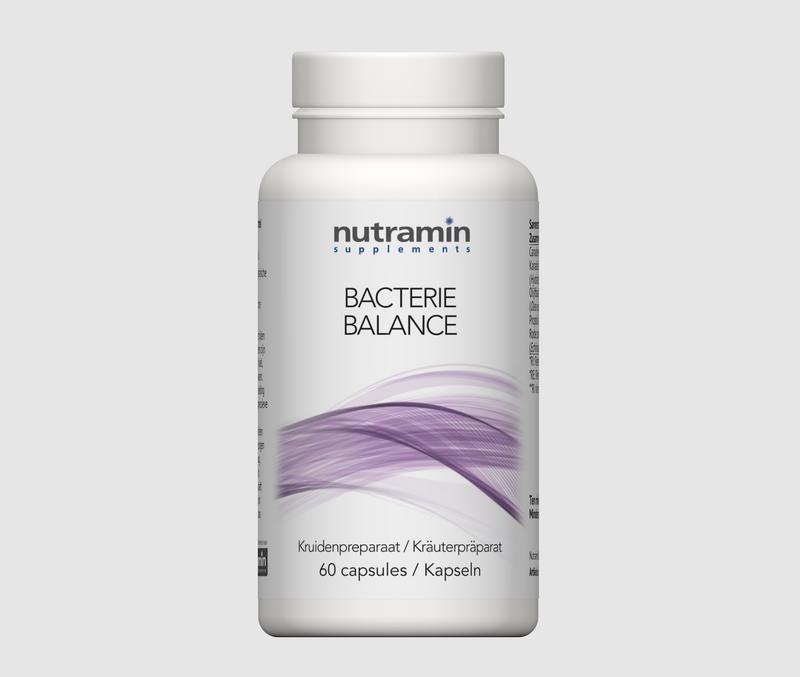 Nutramin Bacterie balance (60 capsules)