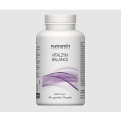 Nutramin Vitalzym balance (60 capsules)