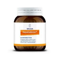 Weleda Hepatodoron kauwtabletten (200 tabletten)