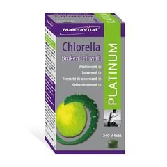Mannavital Chlorella platinum (240 tabletten)